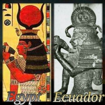 MISTERIOS DE EGIPTO:Figura en la cueva de Tayos