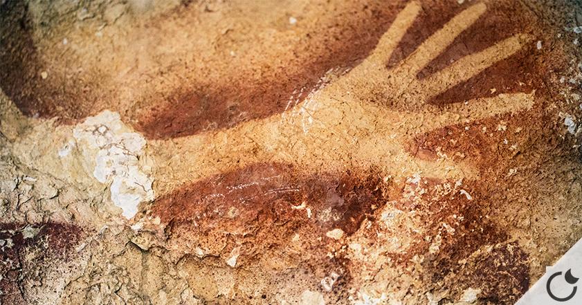 Arte rupestre en Indonesia más antiguo que el de Altamira (40.000 años)
