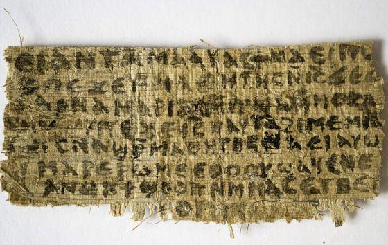 LA OTRA HISTORIA: El misterio del papiro y la mujer de Jesús