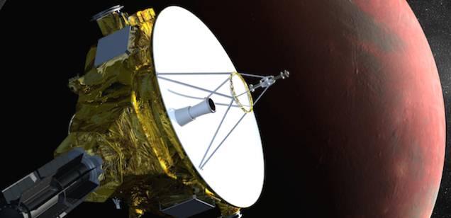 ASTRONOMIA: Nuevos Horizontes despierta para comenzar su misión en Plutón y más allá