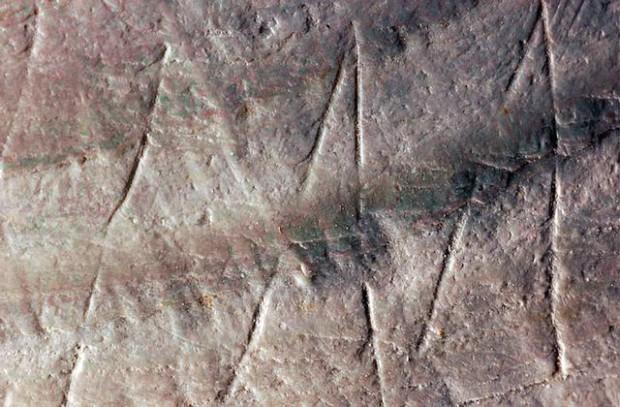 CIVILIZACIONES: La obra de arte más antigua tiene 540,000 años de antigüedad