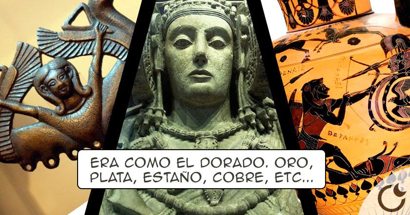 TARTESSOS: La civilización perdida MÁS MISTERIOSA E IMPORTANTE de la cultura hispana