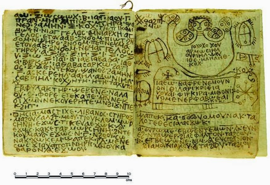 """HISTORIA: INVESTIGADORES TRADUCEN """"LIBRO DE HECHIZOS"""" DEL ANTIGUO EGIPTO"""