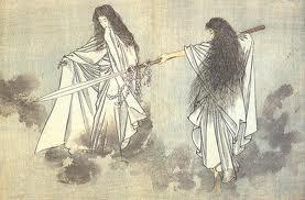 HISTORIA: Mitología Japonesa. El mito de la creación