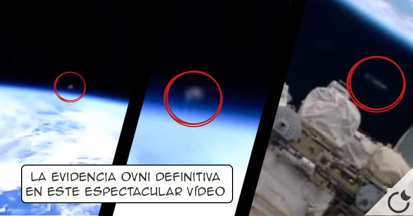 NASA Acusada de ESCONDER LA EXISTENCIA DE VIDA EXTRATERRESTRE en un vídeo oficial