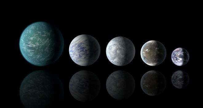 Existen 200.000 millones de planetas similares a la Tierra en la Vía Láctea
