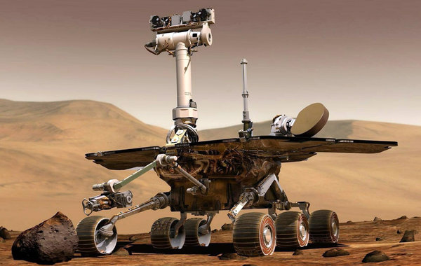 ¿Va a desconectar la NASA el rover 'Opportunity'?