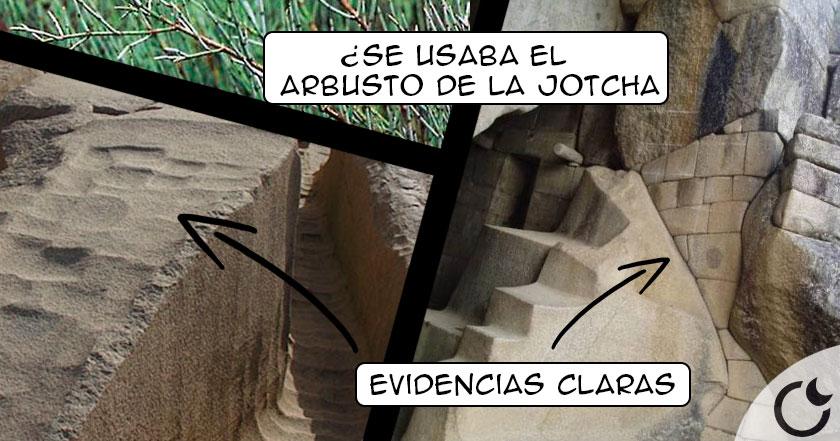 ¿ABLANDABAN LA PIEDRA incas y egipcios para construir sus colosales monumentos? ¿FÓRMULA SECRETA?
