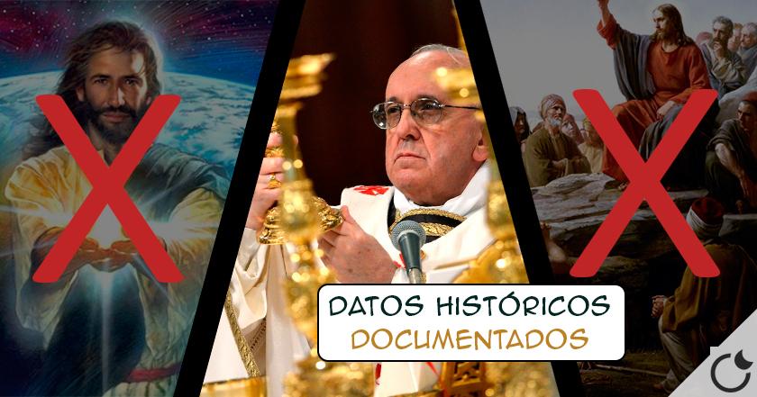 La IGLESIA Católica NO TIENE SU ORIGEN en las ENSEÑANZAS DE JESÚS