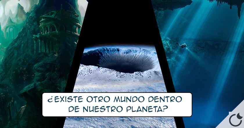 Científicos descubren OCÉANO en la Tierra a 644 km DE PROFUNDIDAD