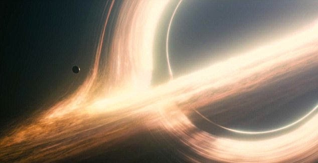Descubren la forma de «mirar» dentro de un agujero negro
