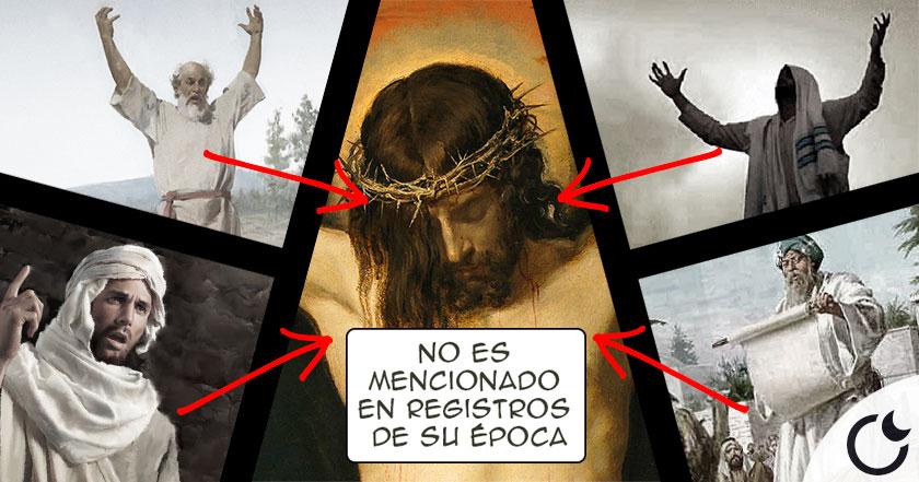 ¿Es la historia de Jesús una COMBINACIÓN de historias de personajes de la época?