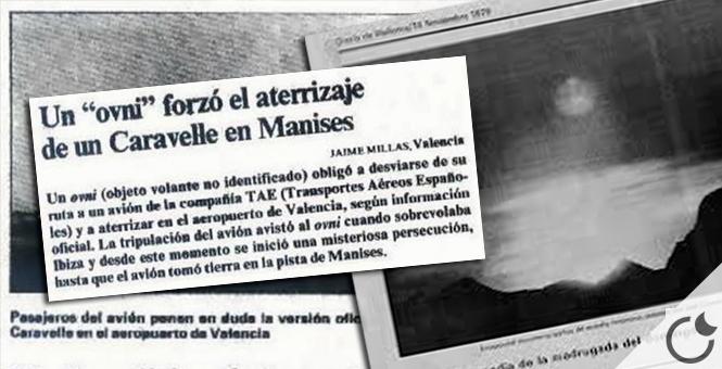 """El caso """"Manises"""". Un grán clásico de la ufología en España (1979)"""