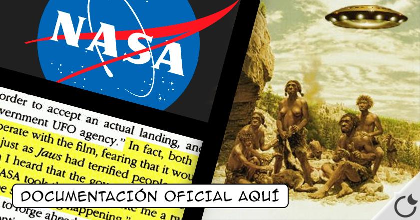 NASA AFIRMA POR FIN que fuimos VISITADOS por ETs hace MILES de AÑOS