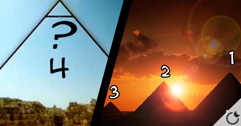 La 4 pirámide perdida de Guiza, Mas alta que la Grán Pirámide