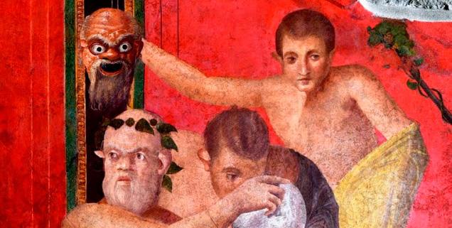 Pompeya recupera los colores: La restauración de los frescos