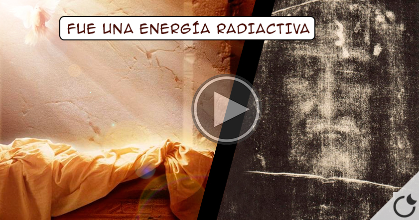 ¿1 EXPLOSIÓN de ENERGÍA FIJÓ la IMÁGEN de JESÚS en la SÁBANA SANTA?