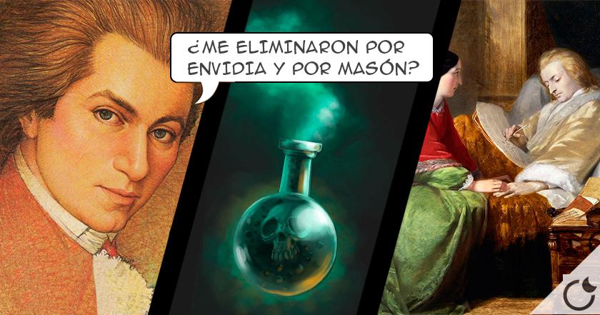 Mozart: ENVENENADO Y SU CUERPO DESAPARECIDO. Conoce LA VERDADERA HISTORIA