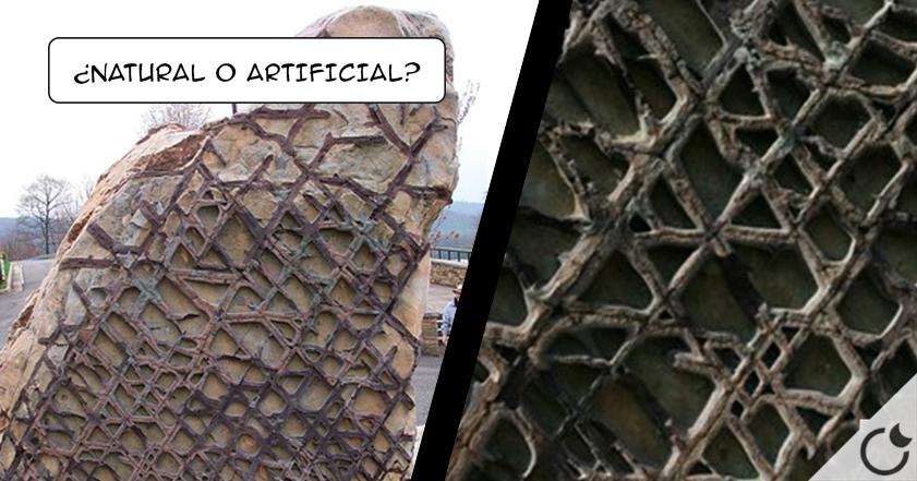 La Roca Waffle: ¿Residuo de una tecnología de hace 300 millones de años?