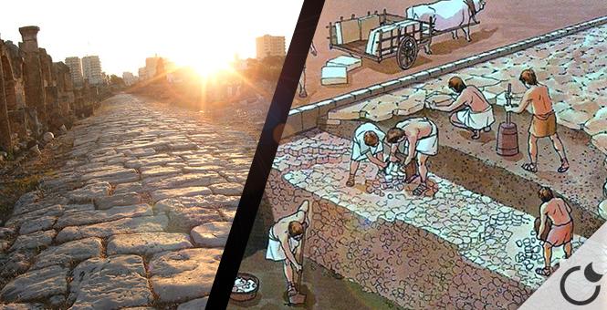 ¿Por Qué Los Romanos No Ponían Curvas En Sus Carreteras (O Casi)?