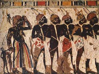 Los enemigos de Egipto