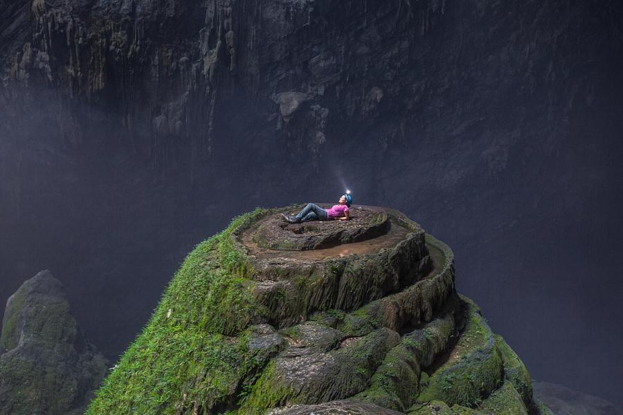 La Cueva mas grande del mundo. Son Doong
