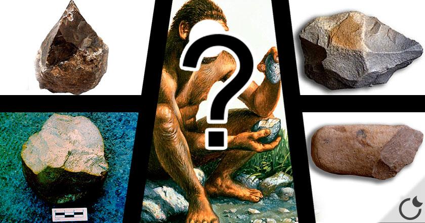 Hallan HERRAMIENTAS de 700 mil AÑOS antes de que el HOMBRE EXISTIERA