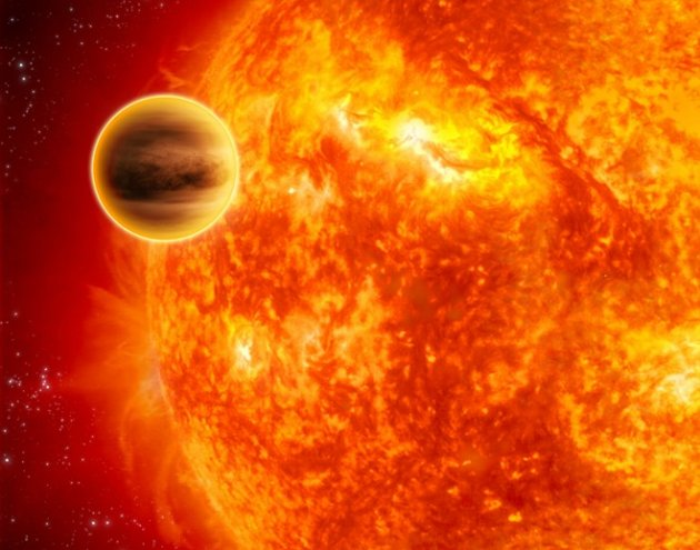 ASTRONOMIA: Si existe el infierno… debería llamarse WASP-43b