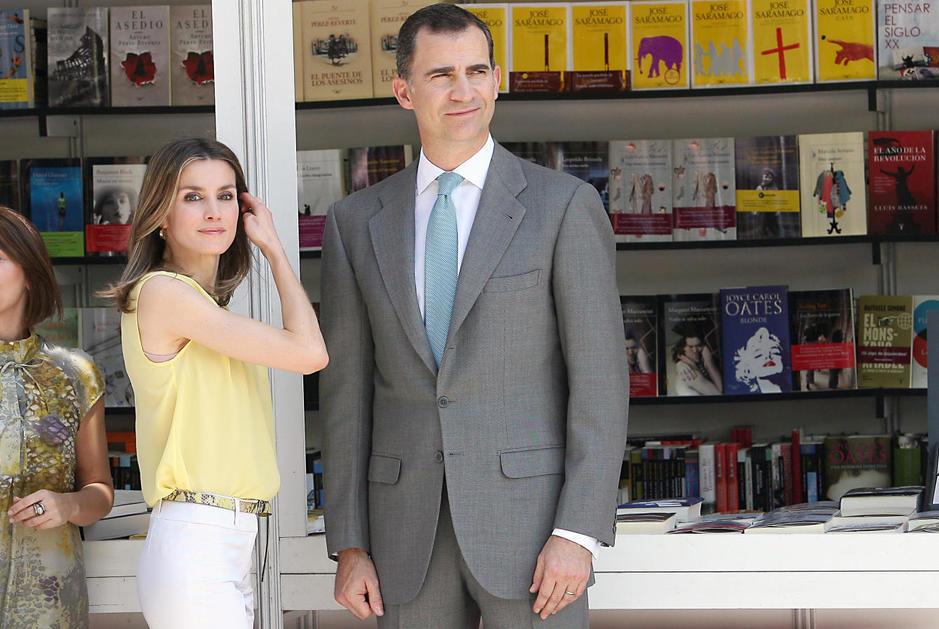 """La Reina Letizia, ¿su satánica majestad?"", lo pregunta El Pais"