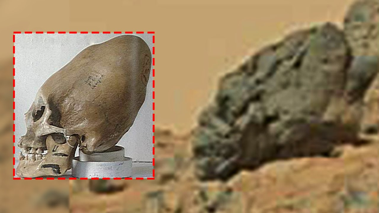 ¿Artefactos de una antigua cultura marciana? O son solo productos de nuestra imaginación