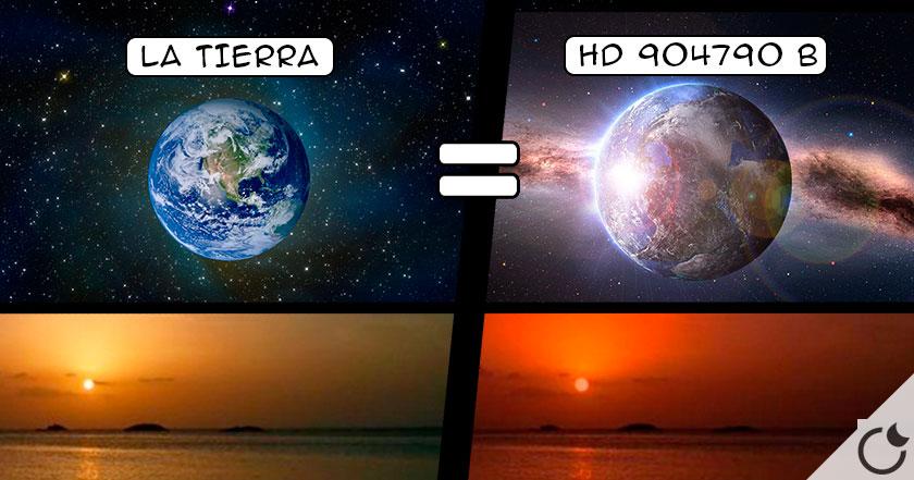 """Astronomos Descubren Un Nuevo Planeta """"Clonado"""" A La Tierra"""