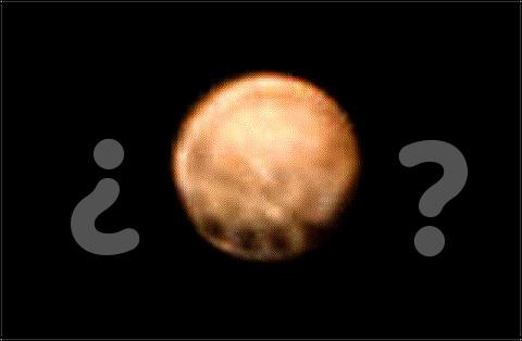 Extraños puntos oscuros en Plutón revelados por la nave New Horizons (ULTIMA HORA)
