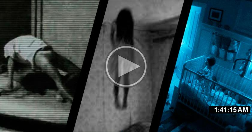 Top 10 videos REALES de fantasmas más vistos en YouTube