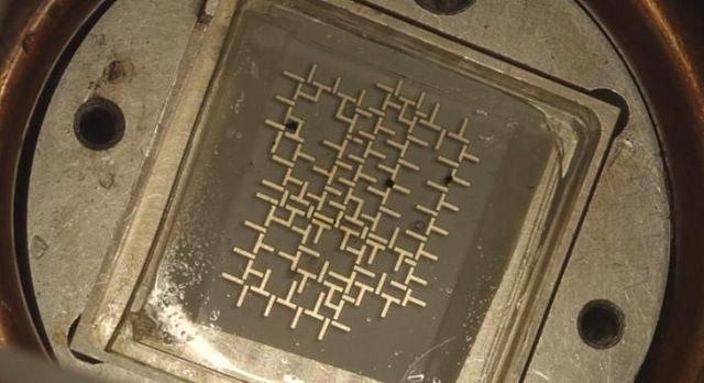 Increíble ordenador que funciona con agua en lugar de electricidad