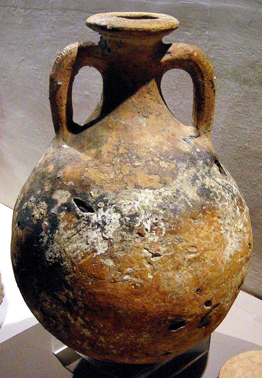 Híspalis (Sevilla): El aceite que gobernó el imperio romano