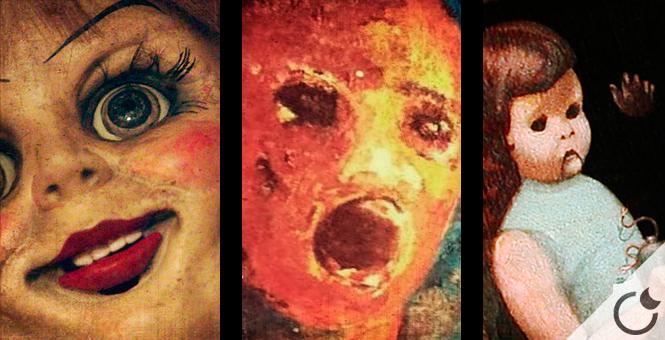 Los 9 objetos más terroríficos de la historia.