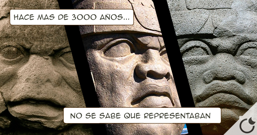 El enigma de las asombrosas cabezas colosales.Los Olmecas, Reyes de la Edad de Piedra