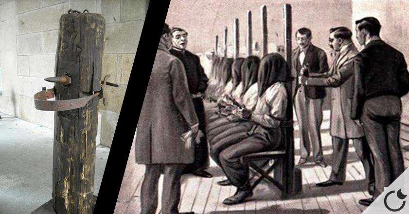 El último Garrote Vil ¡EN 1974! : pena de muerte a la española.