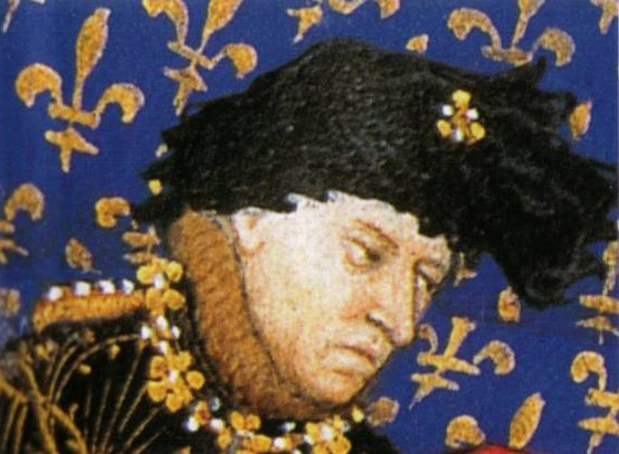 ¿Sabías qué el rey Carlos VI de Francia creía que estaba hecho de vidrio y temía romperse?
