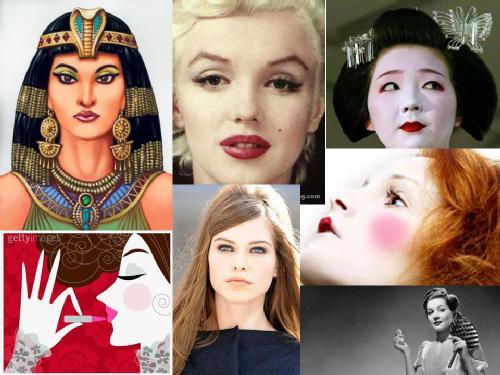 ¿Cuál es el origen del maquillaje?