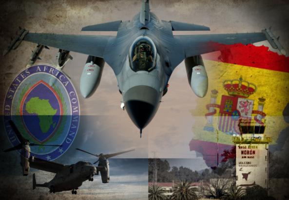 ALERTA: España se involucra en las futuras guerras de EEUU en África
