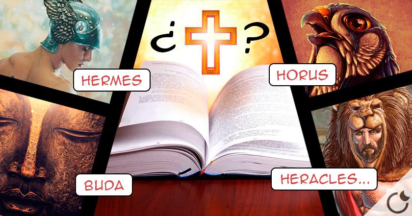 La Biblia ES UN PLAGIO