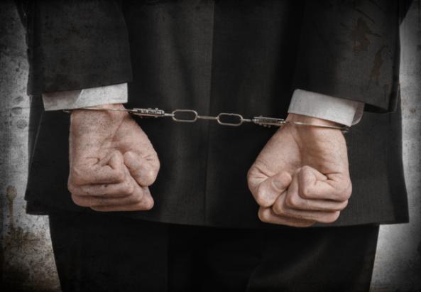 Los banqueros serán encarcelados durante la próxima crisis.
