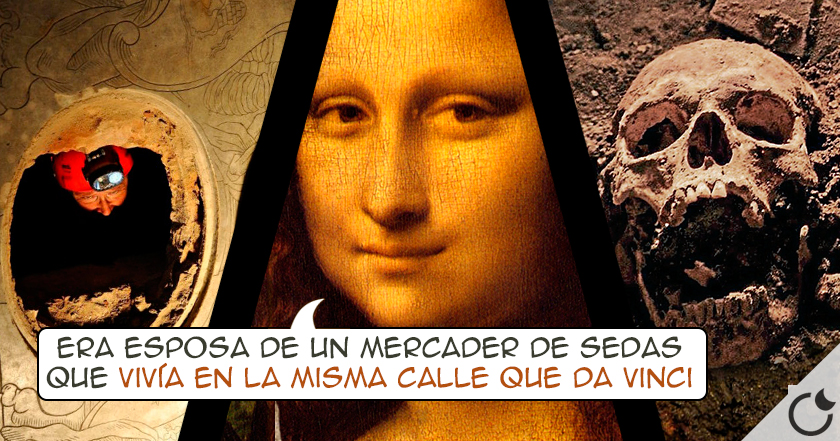 Los RESTOS MORTALES de LA MONA LISA (Gioconda) SON ENCONTRADOS definitivamente