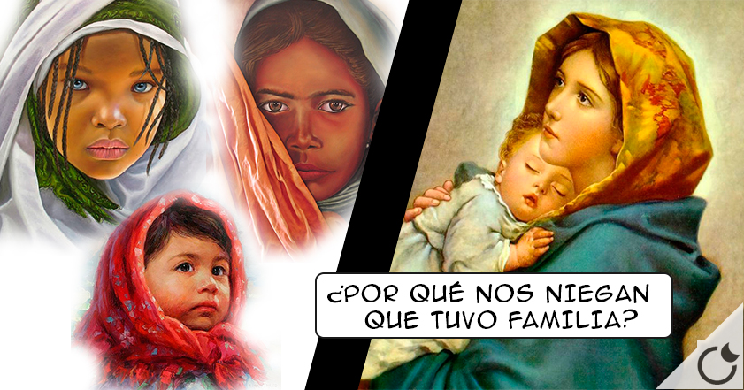 """Los """"OTROS HIJOS"""" de la VIRGEN MARÍA."""
