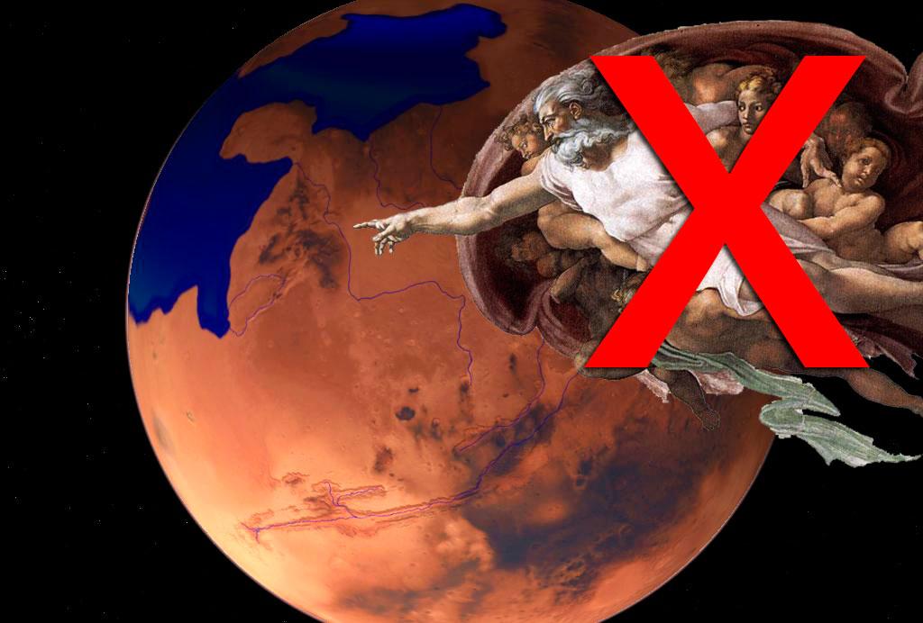 Entonces…hace 2 dias…¿Se descubrió que Diós no existe?