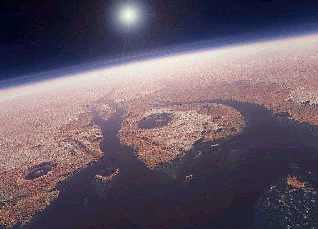 ¿Un océano subterráneo en Marte? La NASA prepara el anuncio oficial para HOY
