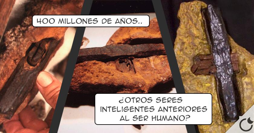 Un martillo 400 MILLONES DE AÑOS reafirma que existió OTRA HUMANIDAD anterior a nosotros