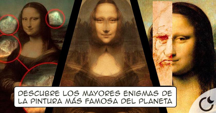 Descubre TODOS los SECRETOS de la Mona Lisa Ingeniados por LEONARDO para que NO DES CRÉDITO