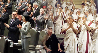 ¿Por qué aplaudimos?. El origen de los aplausos
